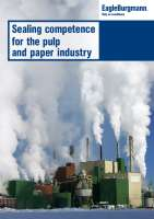 Brochure Sealing competence for the pulp and paper industry